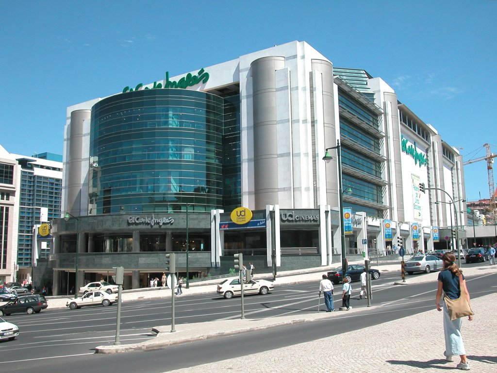El Corte Inglés Lisboa