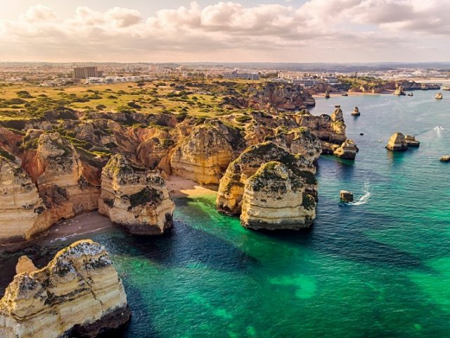 Roteiro de 1 dia pelo Algarve