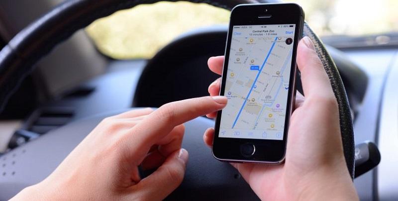 GPS no celular em Portugal