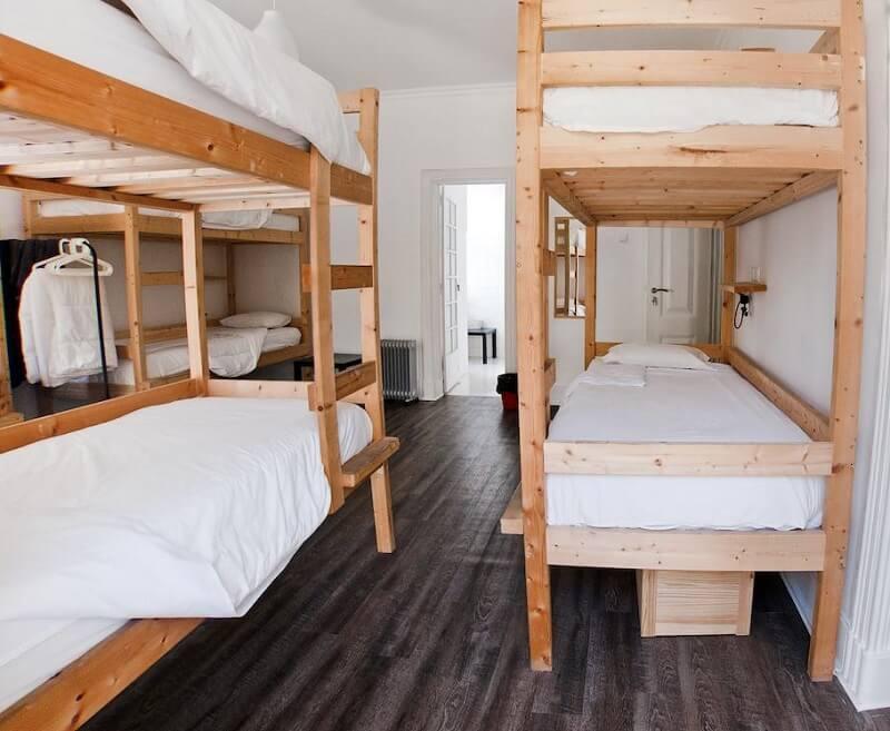 Quarto do Hostel Casa d' Alagoa em Algarve