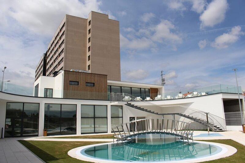Hotéis de luxo em Bragança