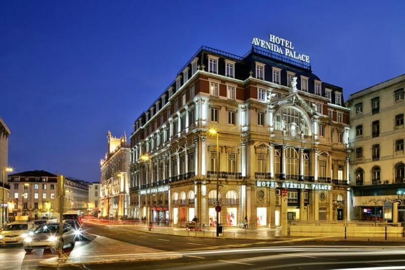 Hotéis de luxo em Lisboa